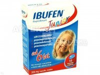 Ibufen Junior 10 kaps.