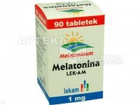 Melatonina 1 mg 90 tabl.