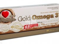 Olimp Gold Omega 3 1000mg 60 kapsułek
