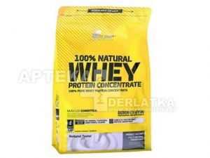 Olimp 100% Natural Whey Protein Concentrate 700 g