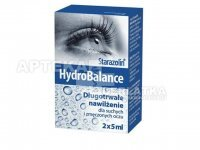 Starazolin HydroBalance krople do oczu 2 x 5 ml