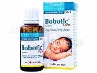 Bobotic Forte 20 mg krople doustne 30 ml