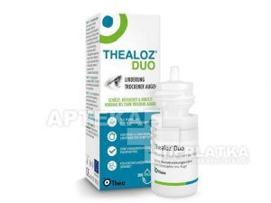 Thealoz Duo krople do oczu 3% 10 ml