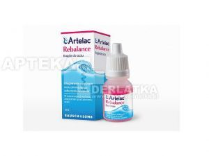 Artelac Rebalance krople do oczu 10 ml