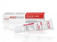 NOVOPHANE Krem do paznokci 15 ml