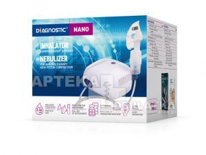 Inhalator DIAGNOSTIC NANO