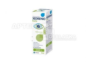 Xedrenio Forte krop.do oczu 10 ml