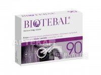 Biotebal 5 mg x 90 tabl.