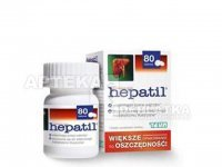 Hepatil 150 mg 80 tabletek